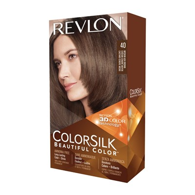 Colorsilk - Coloration - N° 40 Medium Ash Brown