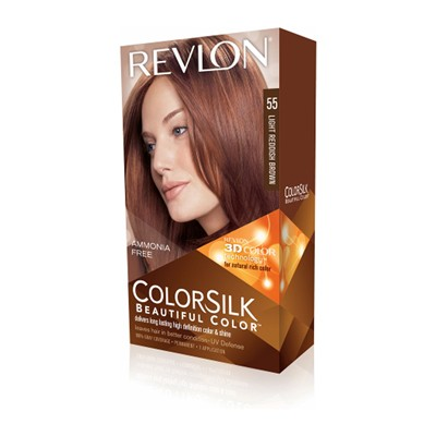 Coloration - N° 55 Light Reddish Brown