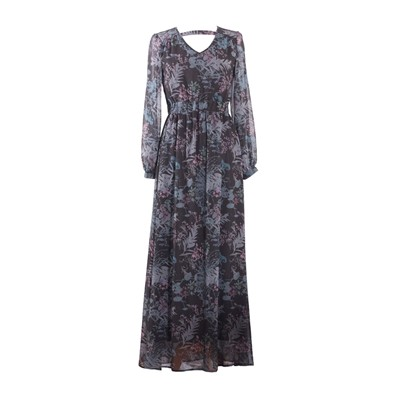 Winema - Robe maxi - imprimé