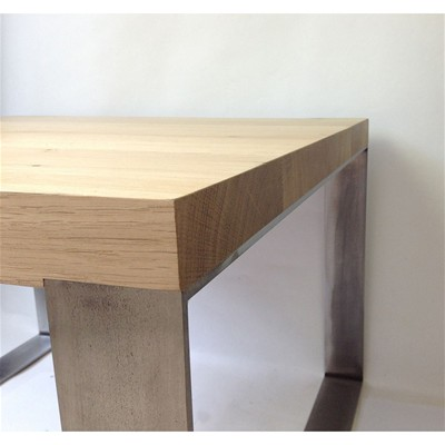 Table basse profil 80 - beige