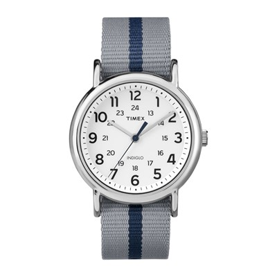 The Weekender Collection - Montre unisexe - gris
