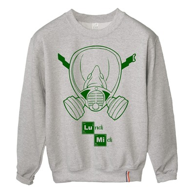LUNDI MIDI Breaking Bad - Sweat-shirt - gris