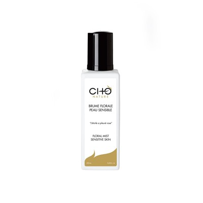 CHO NATURE Brume Florale Peau Sensible - transparent