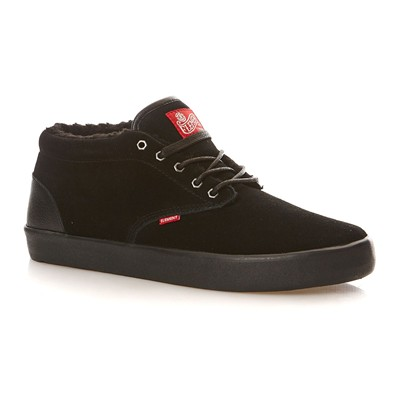 ELEMENT Preston - Sneakers en cuir - noir