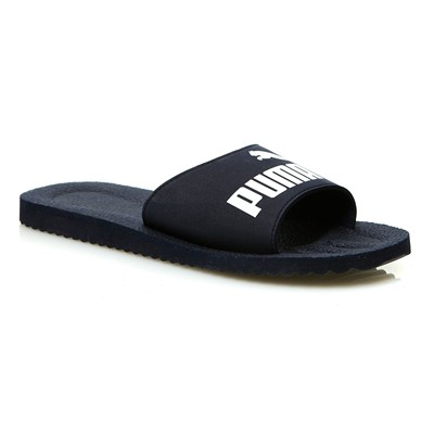PUMA Purecat - Tongs - bleu marine