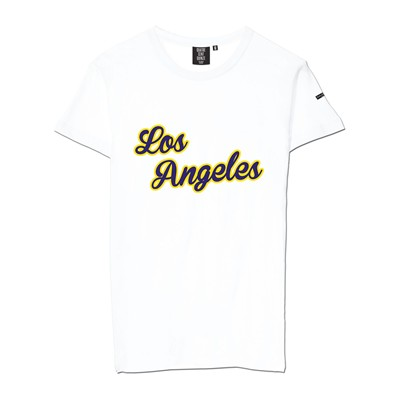 Black Bamba - T-shirt - blanc