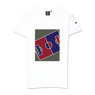 Football Playground - T-shirt - blanc