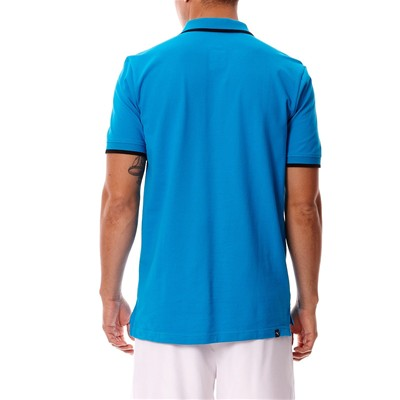 PUMA Fun dry - Polo - bleu