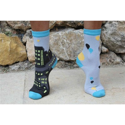 By Night - Chaussettes - multicolore