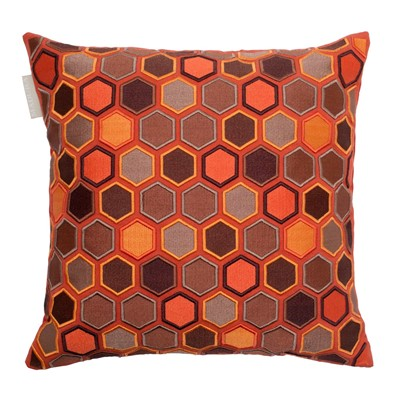 MADURA Honey - Housse de coussin - orange