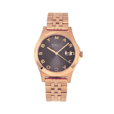 MARC BY MARC JACOBS The Slim - Montre en acier - doré