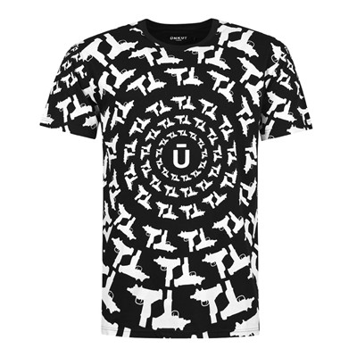 ÜNKUT Weapon - T-shirt - noir