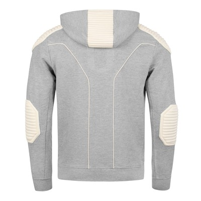 ÜNKUT Race - Sweat à capuche - gris