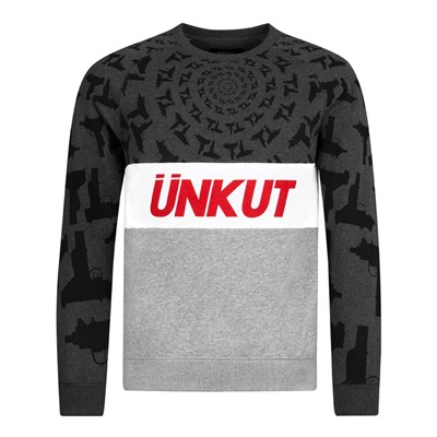 ÜNKUT Colt - Sweat-shirt - gris