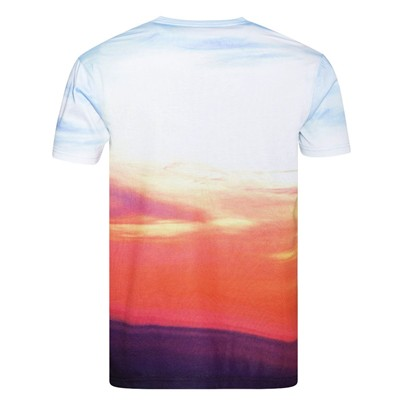 ÜNKUT Clouds - T-shirt - orange