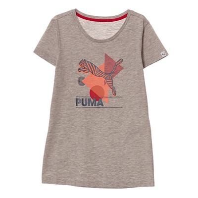 Fun Ind Graphic - T-shirt - gris