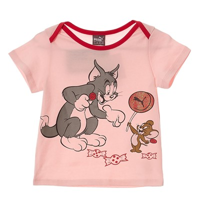 Tom&Jerry - Ensemble - rose