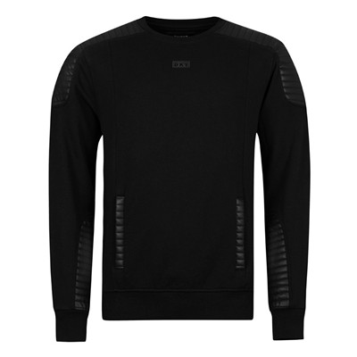 ÜNKUT Hawk - Sweat-shirt - noir
