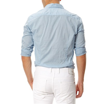 PEPE JEANS LONDON Dominic - Chemise - bleu clair