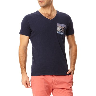 PEPE JEANS LONDON Cussonia - T-shirt - bleu marine
