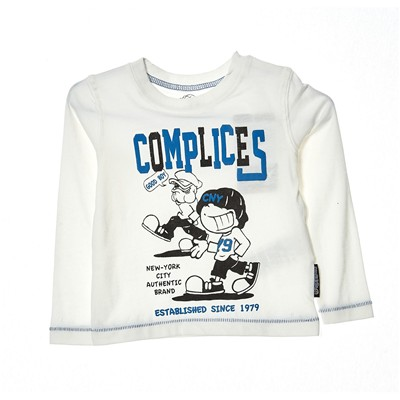 COMPLICES T-shirt - blanc