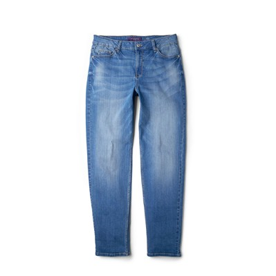 VIOLETA BY MANGO Ely - Jean droit - denim bleu