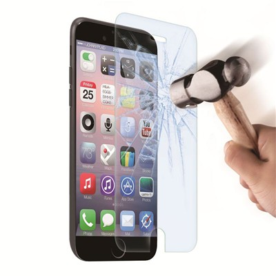 Accessoires Iphone iphone 6 - film de protection anti-casse - transparent