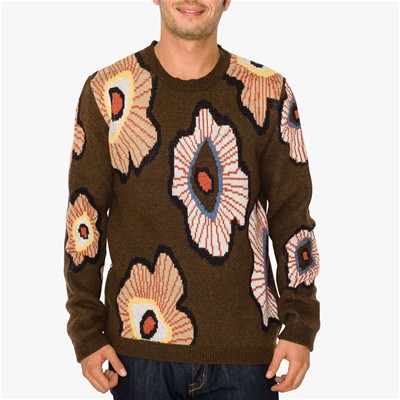 OXBOW Skolpen Jacques - Pull - marron