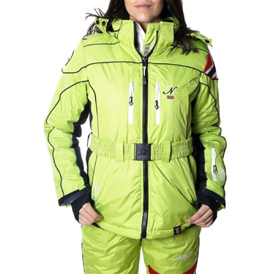 Geographical Norway Woupala - Chaqueta - verde