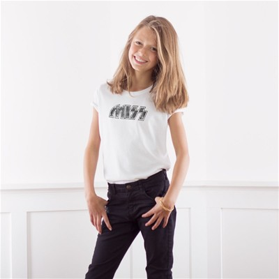 FRENCH DISORDER Miss - T-shirt - blanc