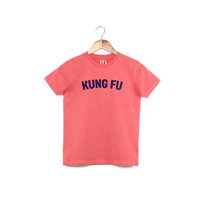 FRENCH DISORDER Kung Fu - T-shirt - rouge