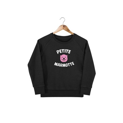 FRENCH DISORDER Petite Marmotte - Sweats - noir