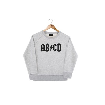 FRENCH DISORDER ABCD - Sweats - gris
