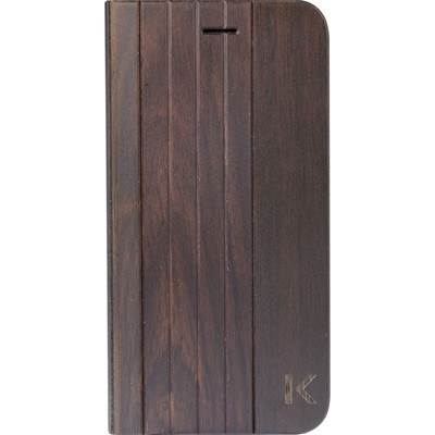 THE KASE iPhone 6 - Coque en bois de rose - marron