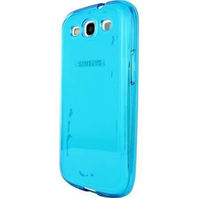 THE KASE Galaxy S3 - Coque - bleu