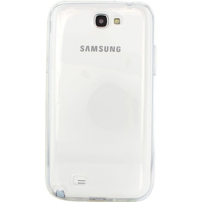 THE KASE Galaxy Note 2 - Coque - transparent