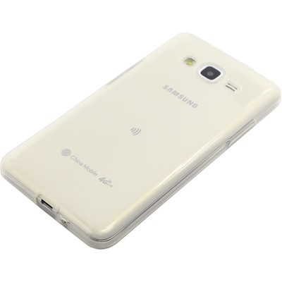 THE KASE Galaxy Grand Prime G530 - Coque - transparent
