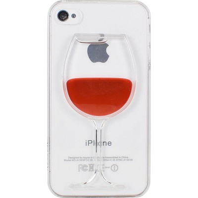 THE KASE iPhone 4 - Coque - rouge