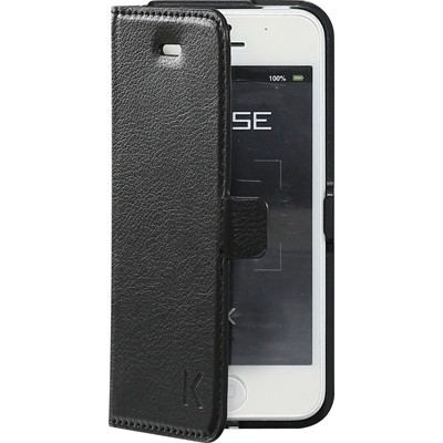 THE KASE iPhone 5/5C - Coque - noir