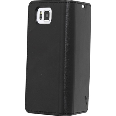 THE KASE Galaxy Alpha - Coque - noir
