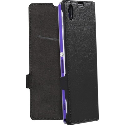 THE KASE Sony Xperia Z1 - Coque - noir