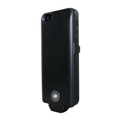 THE KASE iPhone 5/5S - Coque avec batterie 2400 mAh - noir