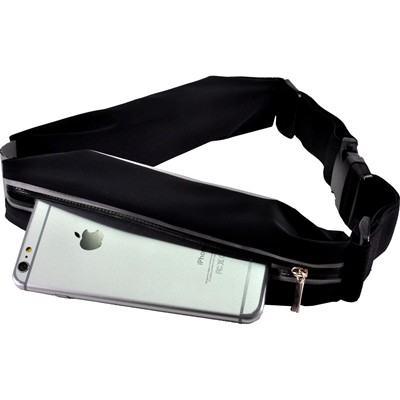 THE KASE iPhone 6 - Ceinture de Sport Universelle - noir