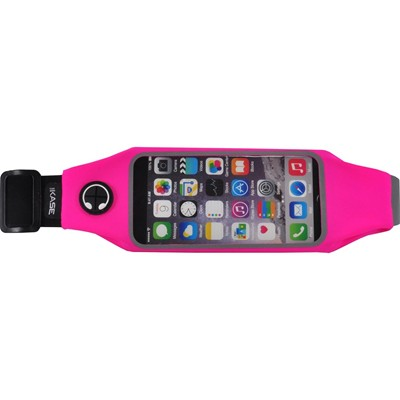 The Kase iphone 6 - ceinture de sport universelle - rose