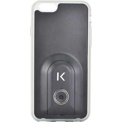THE KASE iPhone 6 - Coque selfie bluetooth - noir