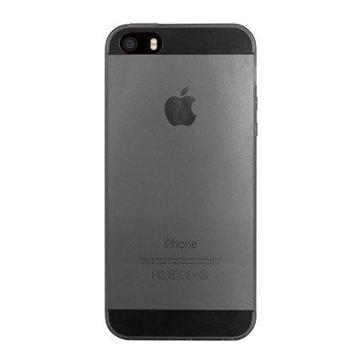 THE KASE iPhone 5/5S - Coque ultra slim - noir