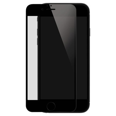 THE KASE iPhone 6 - Protection d'écran en verre trempé - noir