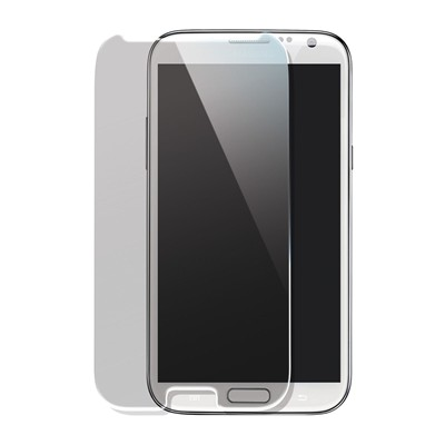 THE KASE Samsung Galaxy Note 2 - Protection d'écran en verre trempé - transparent