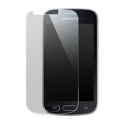 THE KASE Samsung Galaxy Trend - Protection d'écran en verre trempé - transparent