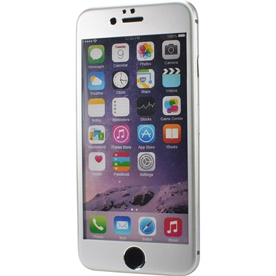 THE KASE iPhone 6 - Protection écran - argent